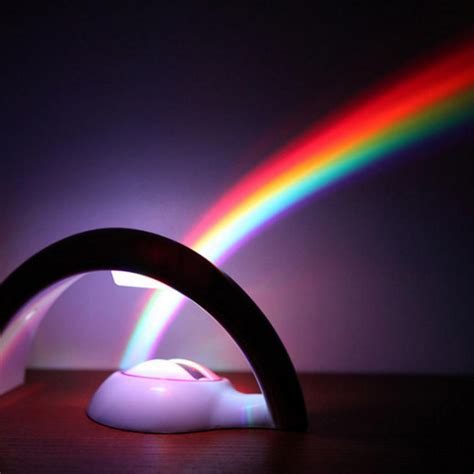 rainbow in my room light rainbow in my room light cool stuff dude