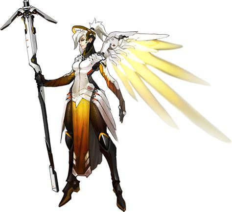 Guardian Mercy Mercy Overwatch Wiki