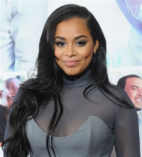 birthing hairstyles lauren london shamed for post pregnancy body has perfect