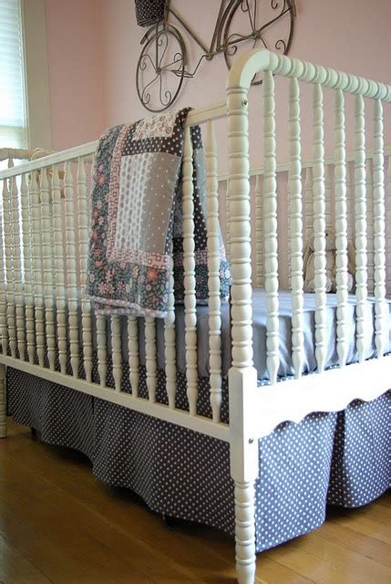 crib skirt diy this is the one i want naaien