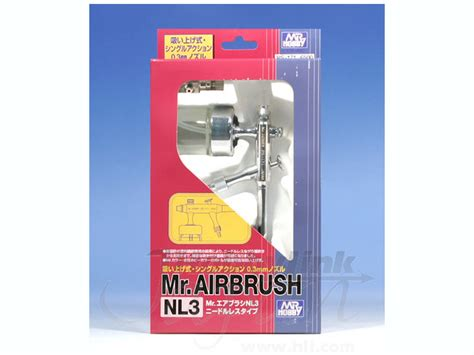 Mr Color 171 Mr Colour Hobby Hoby Warna Fluorescent Uv Reactive mr airbrush nl3 needle less type by gsi creos hobbylink japan