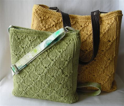 knitting patterns for bags and purses knitted shoulder bag patterns shoulder travel bag