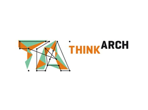 design competition for logo of architect thinkarch architecture competition logo design by alex