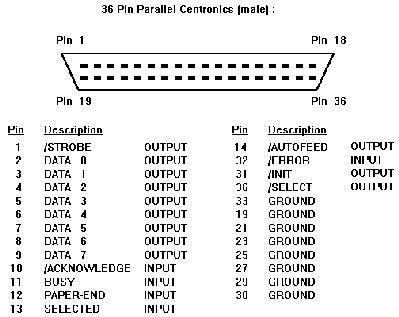Cis 304 Exploring Serial Parallel Port Data Transfers