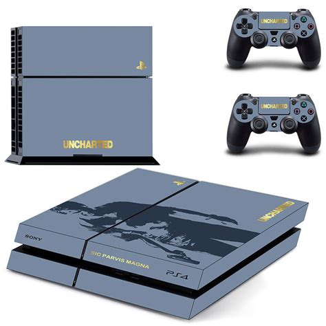 new ps4 console release date new the uncharted 4 skin sticker for ps4 playstation 4
