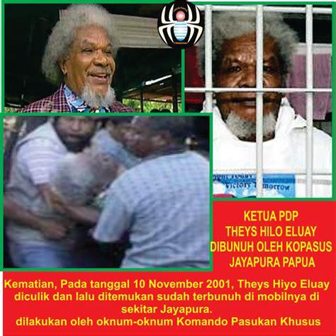Rd Jayapura foto foto korban kekerasan militer di papua terhadap