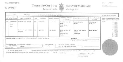 certificado de matrimonio al ingles traducir traducci 243 n jurada de certificados de matrimonio