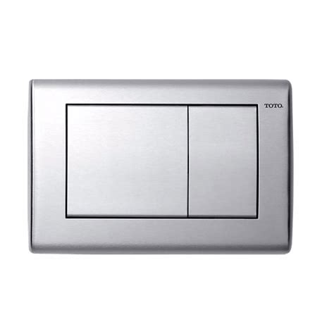 Push Kran Kuningan Model Toto toto yt820 convex push plate dual button stainless steel home comfort centre