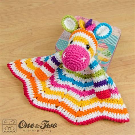 zebra lovey pattern rainbow zebra lovey and amigurumi crochet patterns pack
