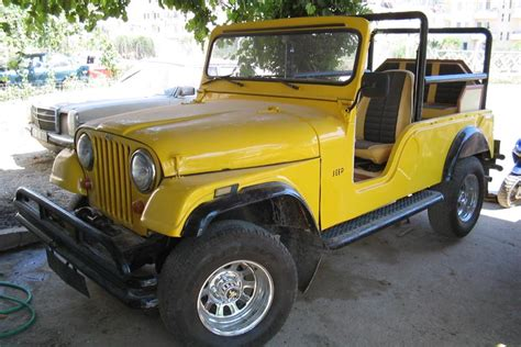 1960 Jeep Willys 1960 Willys Cj 6 Information And Photos Momentcar
