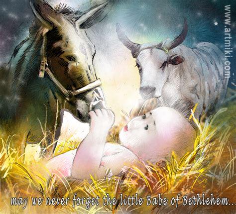 babe  bethlehem  nativity scene ecards greeting cards