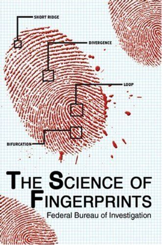 classification pattern in reading the science of fingerprints by federal bureau of