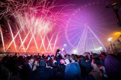 manchester new year revealed manchester s new year s celebrations at