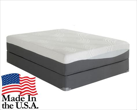 Gel And Foam Mattress corsicana bedding 12 inch gel foam mattress cbcrgf 9620
