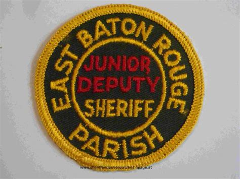 East Baton Parish Sheriff Office by Sheriff And Patches