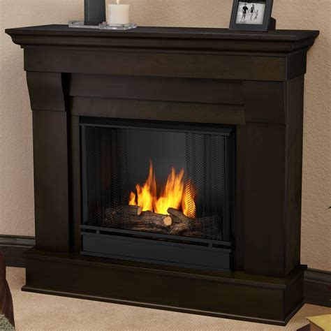 real chateau gel fuel fireplace reviews wayfair