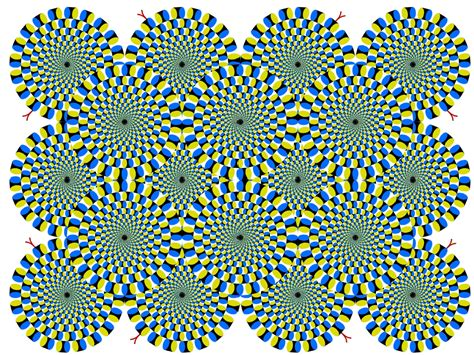 ilusiones opticas hipnosis hypnotic devices