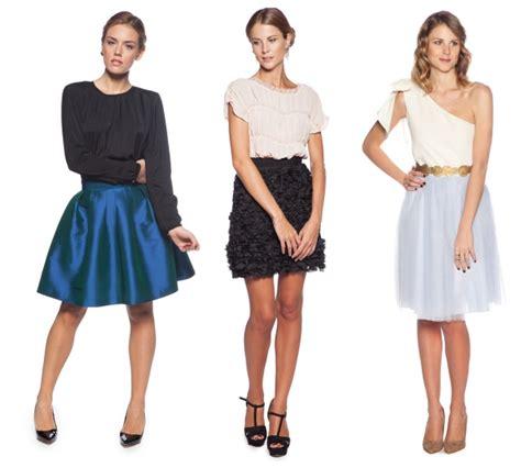faldas cortas con vuelo faldas con vuelo para caderas anchas