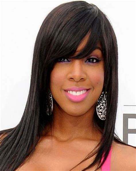 weaves with bangs for black women 20 most gorgeous black hairstyles hairstyles haircuts