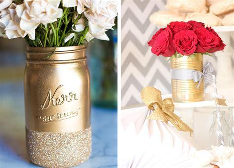 vasi decorati fai da te decorazioni di capodanno fai da te per una casa