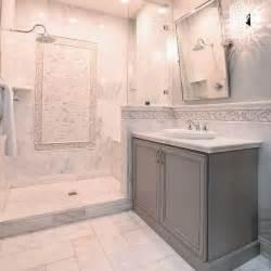 Carrara marble tile bathroom ideas 42 jpg