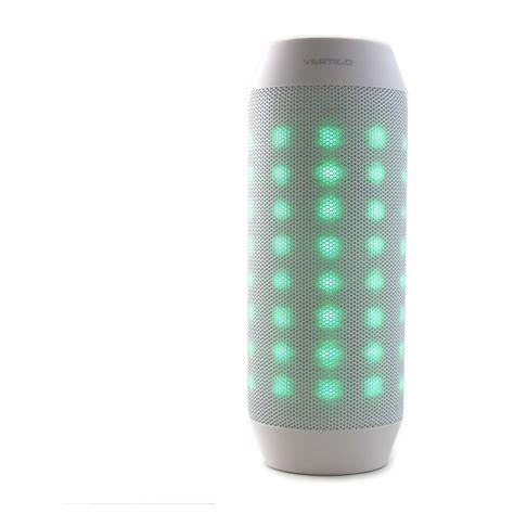 Bluetooth Light by Vertigo Bluetooth Led Light Speaker White Shop Your