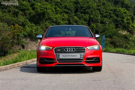 Audi S3 03 by Audi S3 Sedan 2014 Review 03 香港第一車網 Car1 Hk