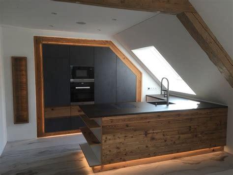 wohnzimmer zeil kche mit dachschrge planen kche dachschrge design newssus