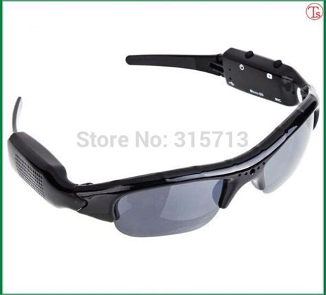 Sale Sunglasses Dvr Kacamata Kamera Adaptor new arrival sale mini sunglasses camcorder digital recorder dv mobile eyewear