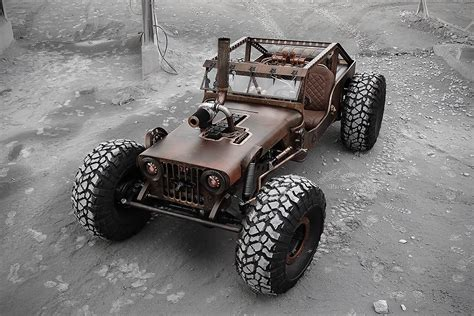 hauk designs jeep rock rat by hauk designs hiconsumption