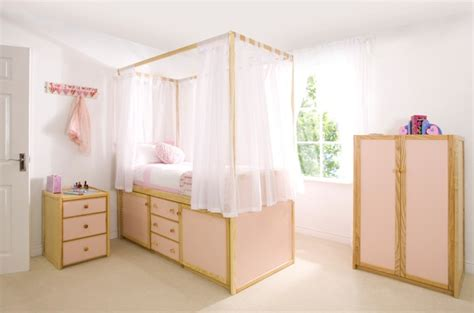 children s four poster bed cbc