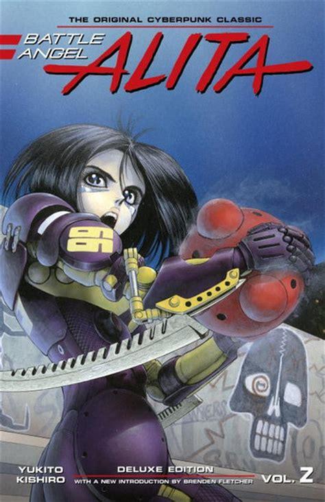 battle alita deluxe edition 3 battle alita deluxe edition volume 2 hardcover