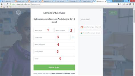 tutorial membuat akun edmodo untuk siswa cara membuat akun edmodo untuk siswa puterkomp blog