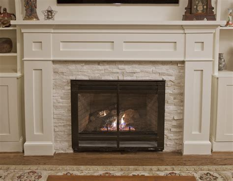 ventless gas fireplace installation vent free gas fireplaces are they safe homeadvisor
