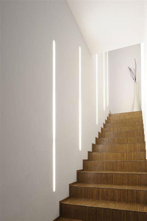 colori per scale interne illuminazione per scale interne 30 idee originali con