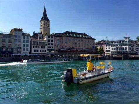 boat trip zurich the zurich river boats on the limmat newinzurich your