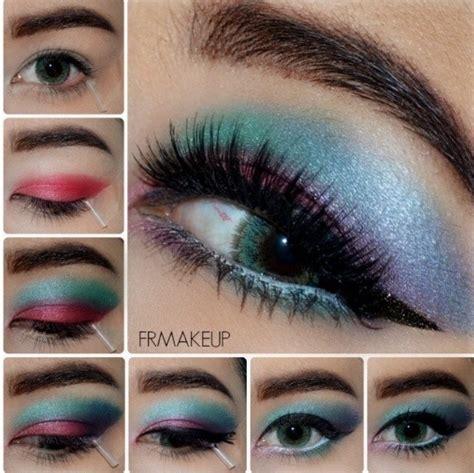 tutorial wardah eyeshadow seri d eye makeup tutorial musely