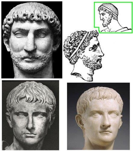 Ancient Roman Men Hairstyles | pin by becky blair on pompeii pinterest