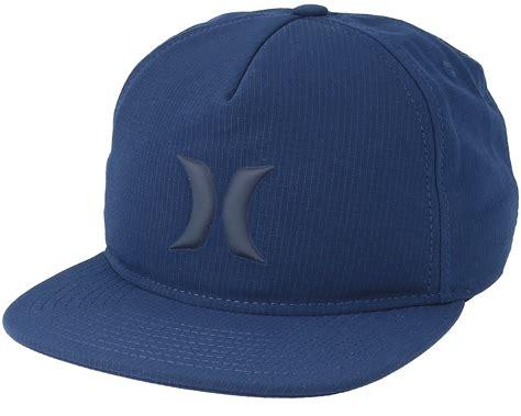 Snapback Hat Hurley Imbong 1 icon hybrid navy snapback hurley caps hatstore co uk
