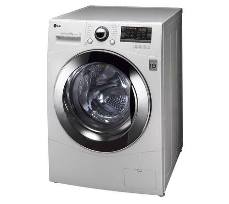 Lg F8008nmcwabwpein Washing Machine Front Loading lg 8kg front load washing machine front load washers 1oo appliances