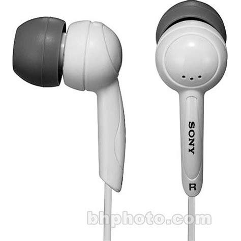 Sony Earphone Mdr E9 Lp White sony mdr ex51lpw in ear stereo headphones white