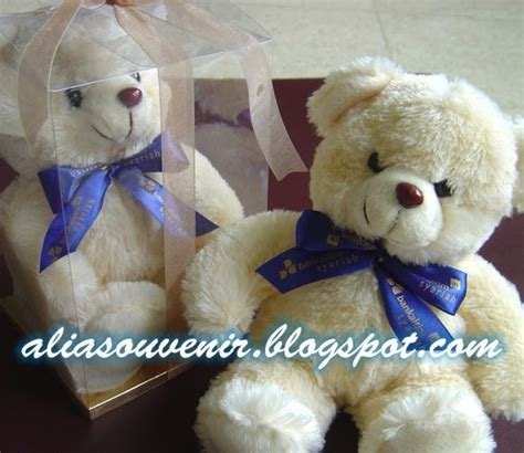 Boneka Teddy Hospitality boneka teddy