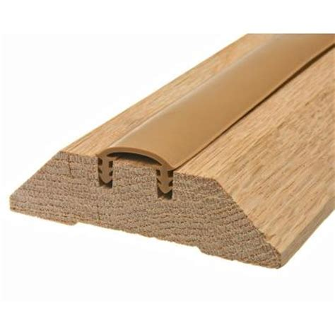 Wooden Exterior Door Threshold King E O 3 1 2 In X 36 In Wood Threshold W3636h