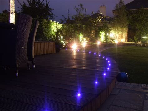 Outdoor Garden Lighting Design Landscape Gardening Experts Patio Lighting Design