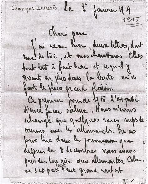 Lettre Présentation Correspondant Allemand 14 18 Lettres De Poilus Georges Dubois Quot Parmi Les Fils De Fer Des Allemands Entiers Ou En
