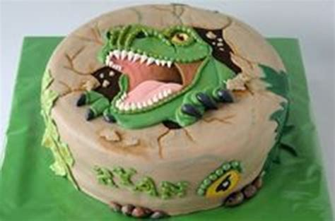t rex cake template dinosaur birthday cake best images collections hd for