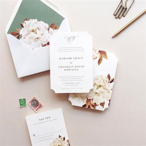 Wedding Card Stationery by Wedding Invitation Stationery Paper Chatterzoom