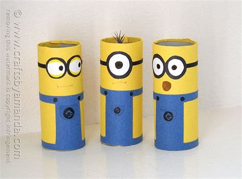 minion crafts for best 20 minion craft ideas on minion