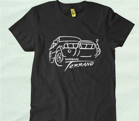 Kaos Mobil Mercedes Amg Ar 1 jual kaos mobil nissan terrano logo bagian depan kiri ar araysel