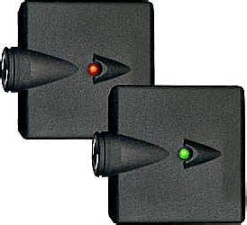 garage door beam genie safety beam photo eye sensors kit safety safes